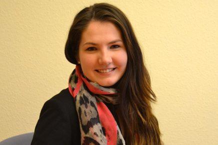 Madeleine: Wird Verwaltungsfachangestellte in Teilzeit bei der Steuerakademie Malente