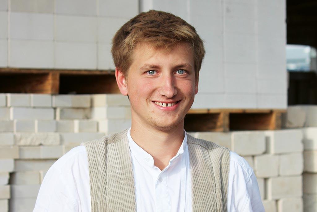 Philipp: Bauingenieurwesen an der FH Lübeck
