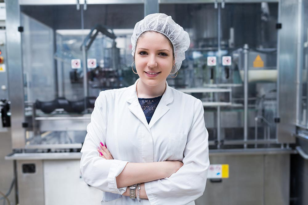 Ausbildung im Labor