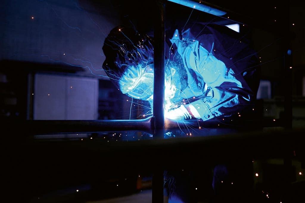 Faszinierende Metallbau-Ausbildung bei der Firma Metalltechnik Naegler GmbH