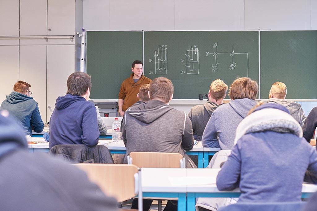 Tag der Ausbildung 2018 am BBZ Norderstedt