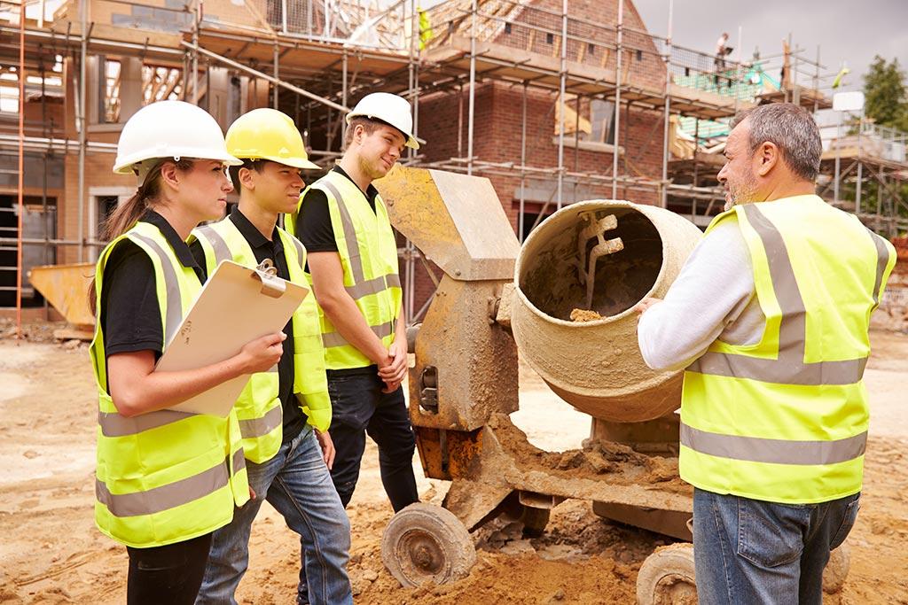 Auszubildende (m/w/d) zum/r Beton- und Stahlbetonbauer/in