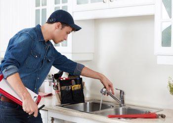 Arbeiten im Sanitärbereich