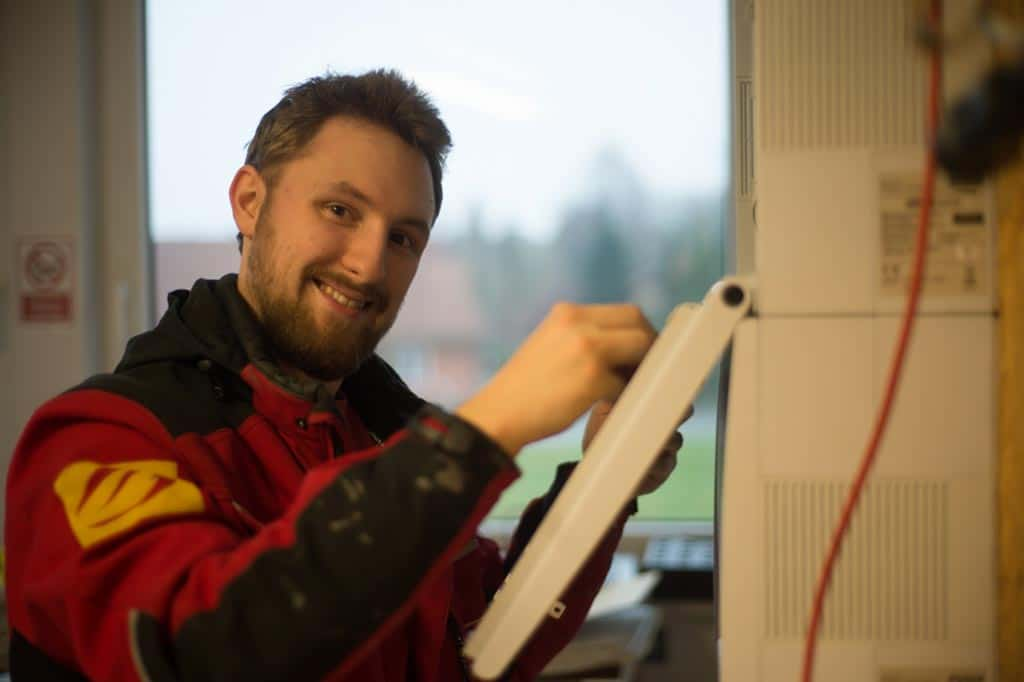 Smarte Elektronik aus Neumünster bei der Bernd Ickert Elektroanlagen GmbH