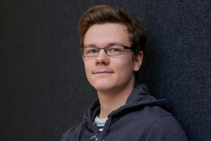 Lars: Medizinische Ernährungswissenschaft an der Uni Lübeck