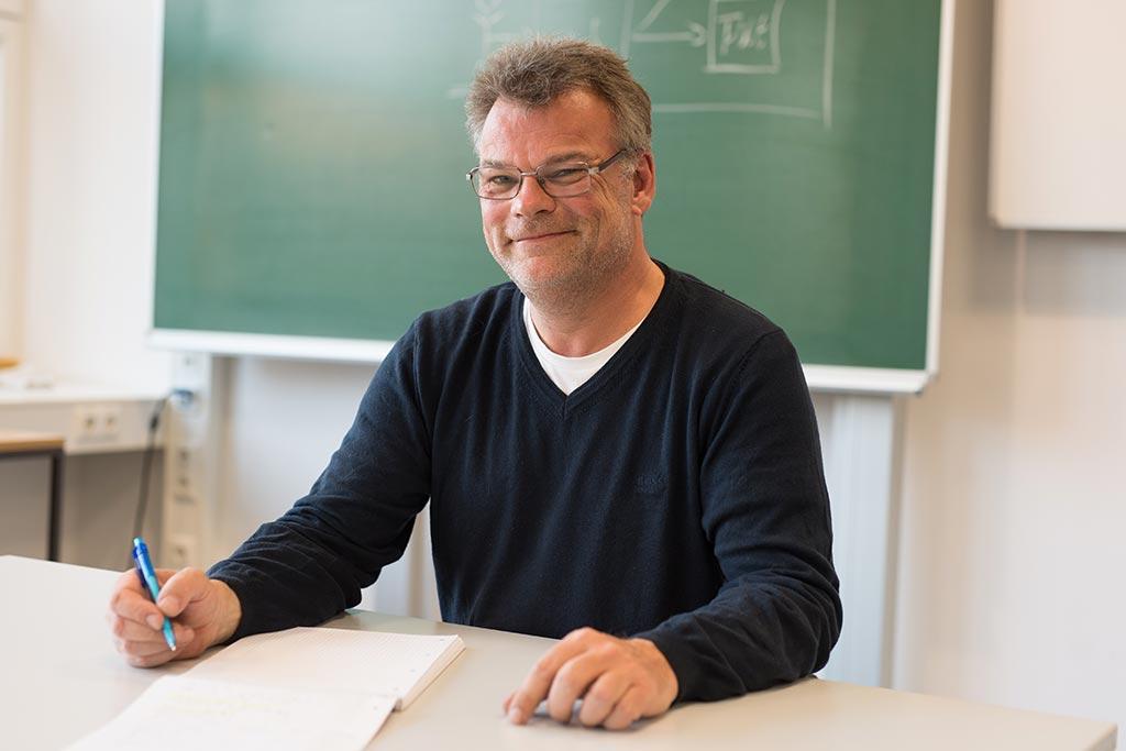 Professor Rentzsch