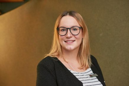 Katrin: Allgemeine Verwaltung bei der Stadt Elmshorn