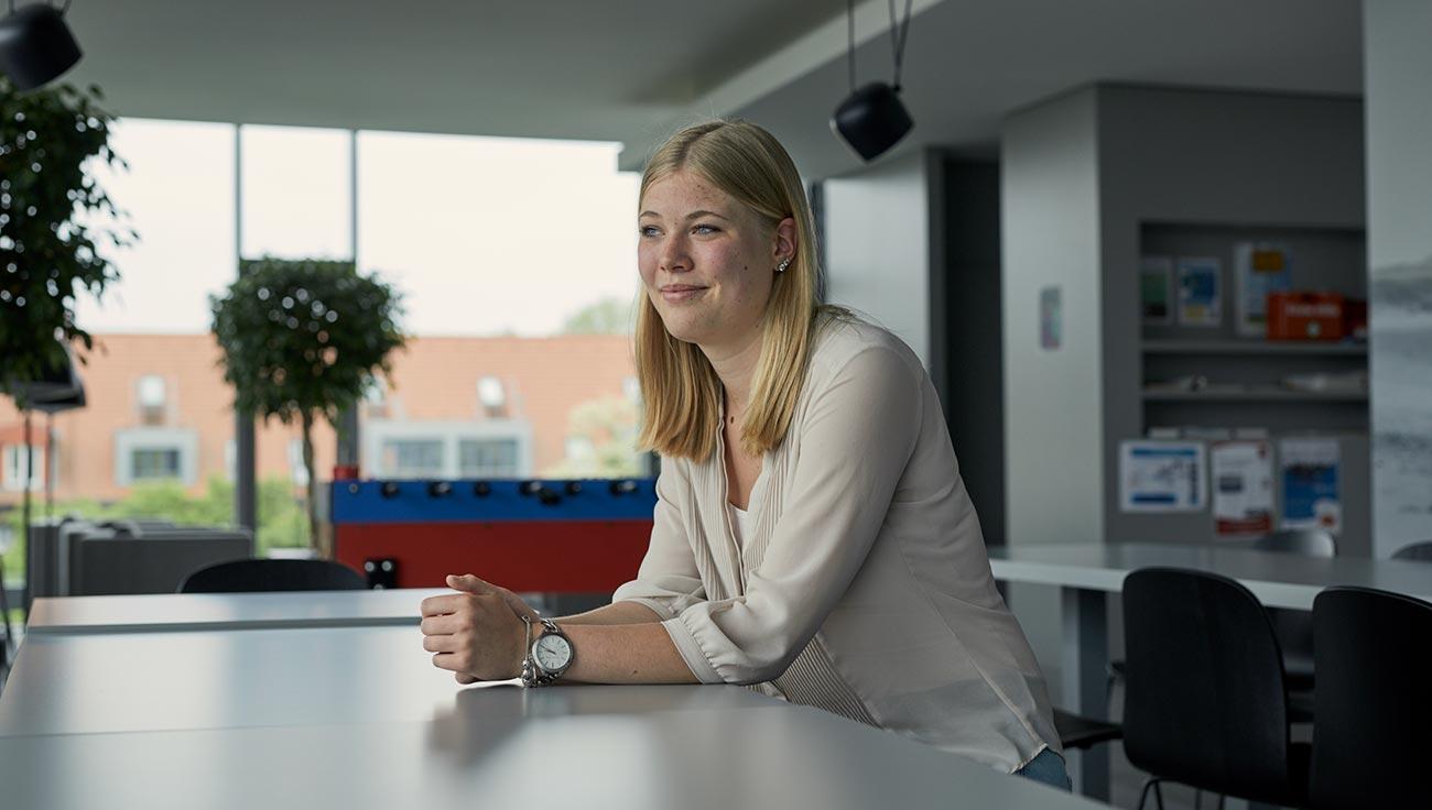 Alina: Duales Studium bei der PPI AG
