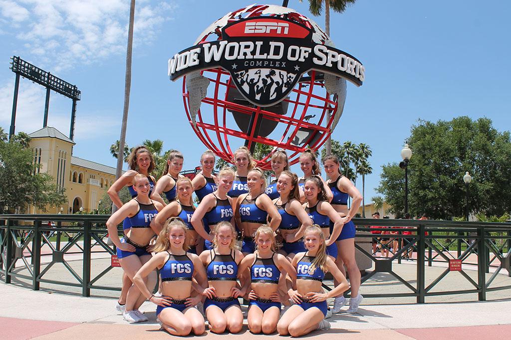 Von Kiel in die Welt – Cheerleading Worlds