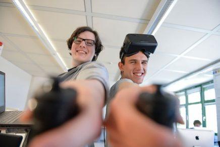 Praxisnahe Informatik-Studiengänge an der Hochschule Flensburg