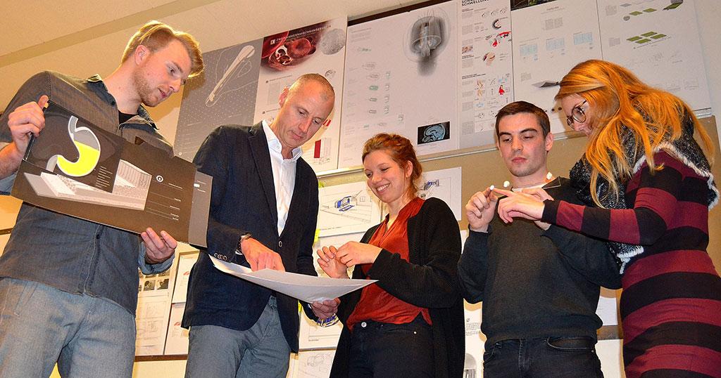 Medical Design an der Muthesius Kunsthochschule