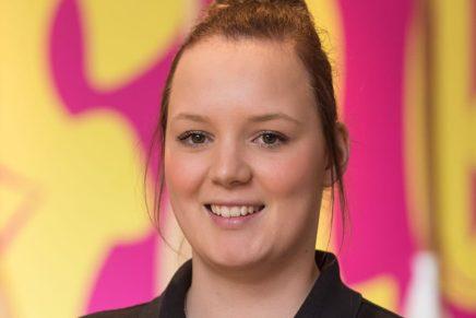 Johanna: Fachverkäuferin im Lebensmittelhandwerk (Bäckerei) bei der Bäckerei Heuer