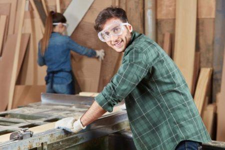Mach eine Ausbildung bei der Tischlerei Boy-Peter Rück