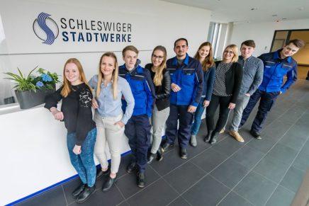 Energiegeladen in die Zukunft – Die Schleswiger Stadtwerke