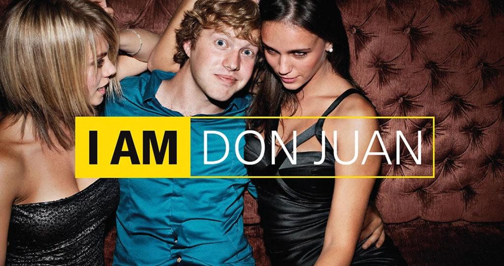 Eine Werbeanzeige von JvM für Nikon.