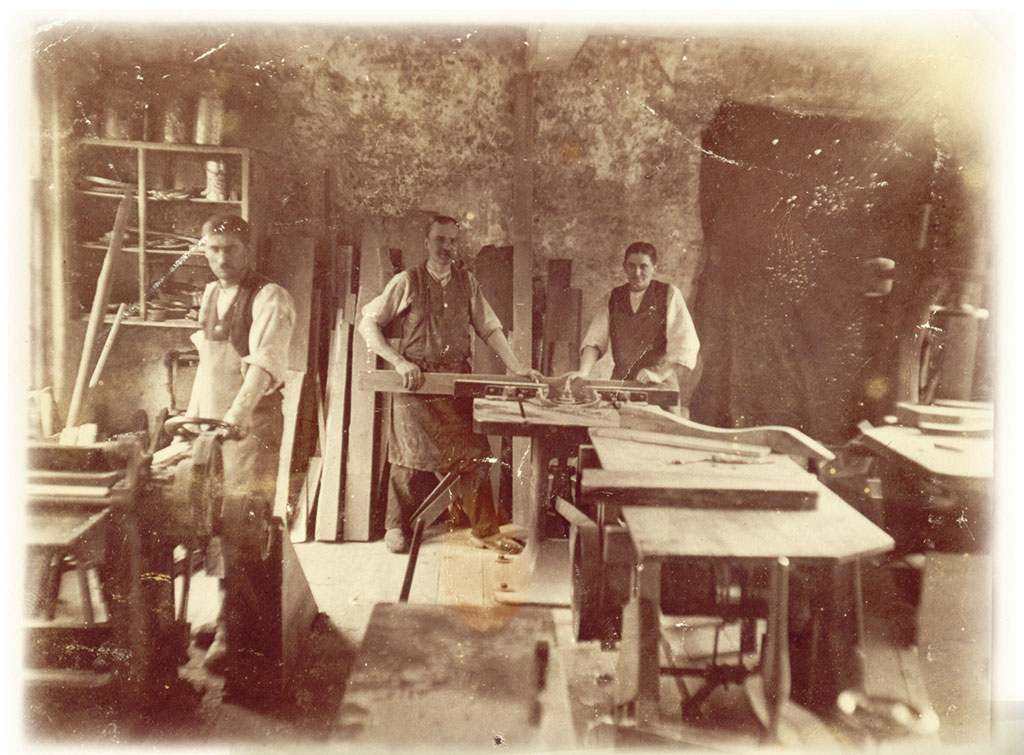 Handwerk im Herzen Meldorfs – Die Firma Frank Christiansen