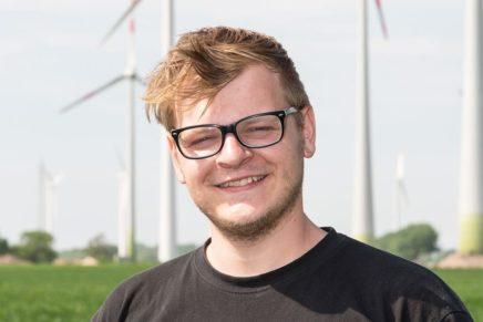 Jannick: Elektroniker bei Voigt Haustechnik GmbH