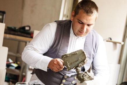 Danny: Zimmerer bei der Firma Willbau GmbH