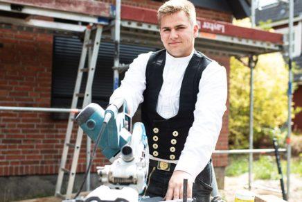 Dean: Zimmerer bei der Firma Willbau GmbH