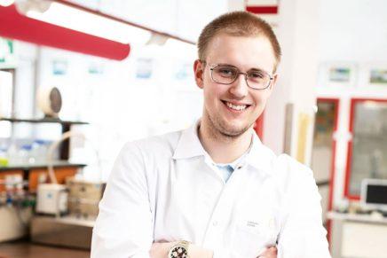 Jannick:  Chemielaborant bei der Covestro AG