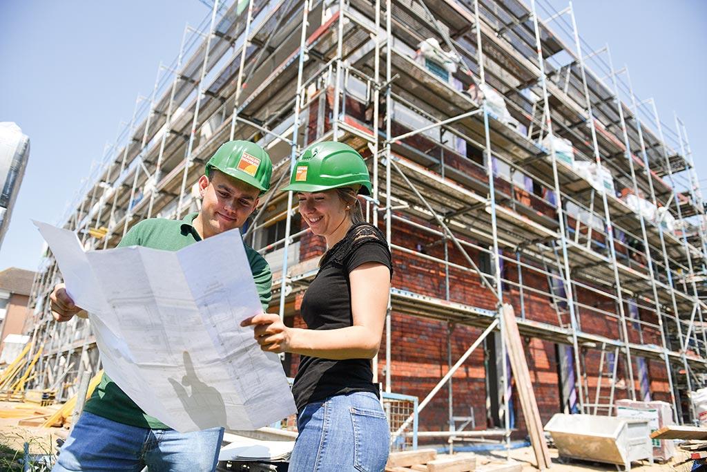 Karriere auf dem Bau? Kähler Bau – Wir machen das!