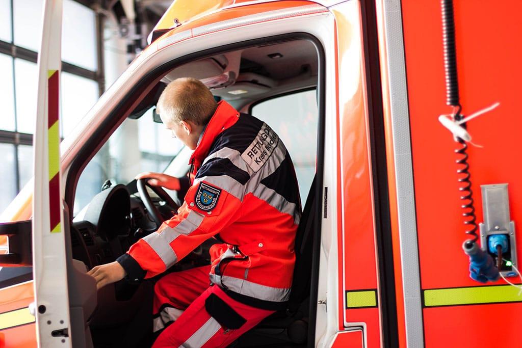 Rettungsdienst Nordfriesland