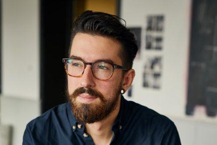 Tim: Selbständiger Designer und Dozent an der Design Factory International