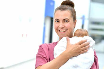Mandy: Ausbildung am Bildungszentrum Städtisches Krankenhaus Kiel