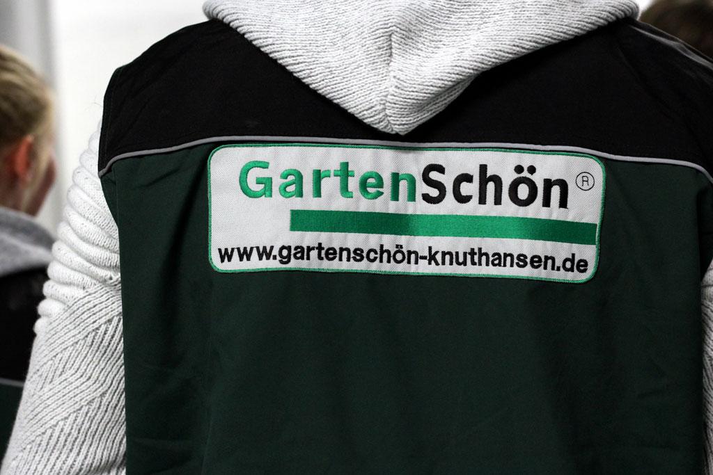 GartenSchön auf der Ausbildungsmesse der FTS Husum