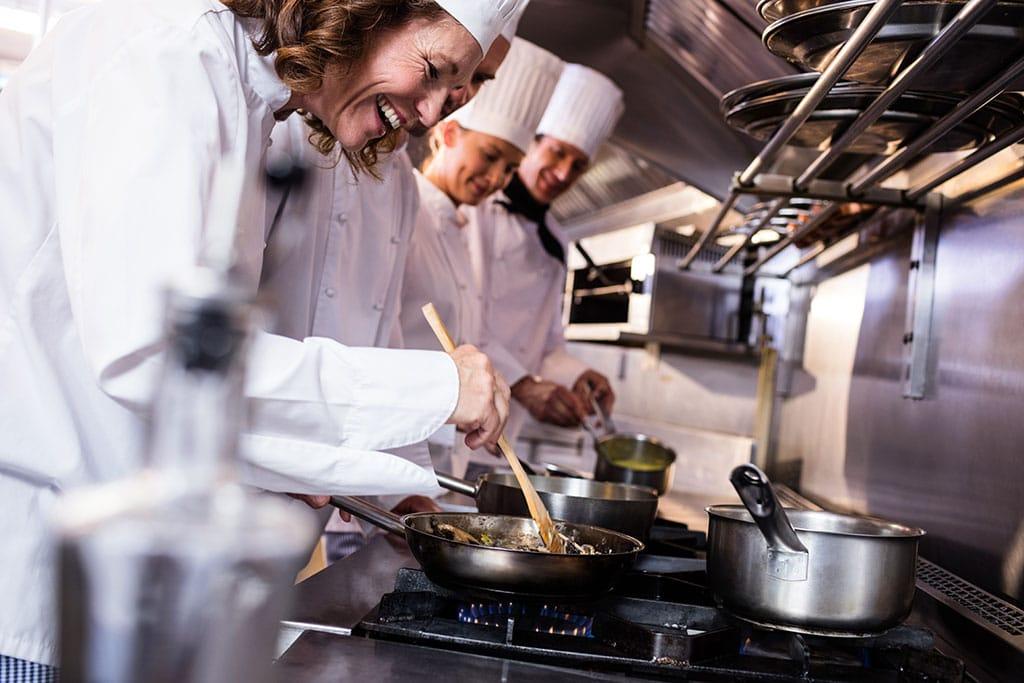 Die Gastronomie profitiert vom Tourismus-Boom