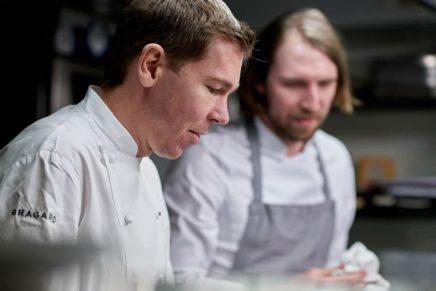 """""""Menschen glücklich machen""""-Gourmet-Koch Volker Fuhrwerk im Interview"""