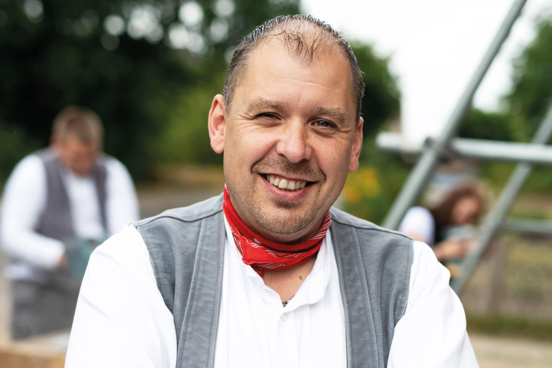 Björn Will, Kreishandwerksmeister der Kreishandwerkerschaft Heide