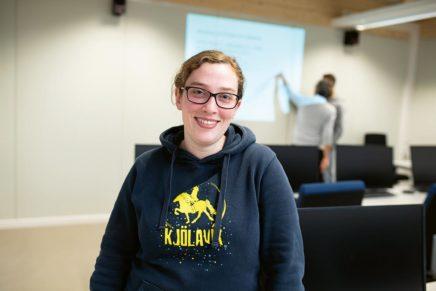 Vanessa: Bauingenieurwesen an der FH Kiel
