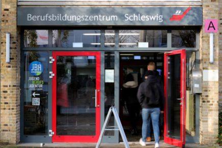 Tag der beruflichen Bildung am BBZ Schleswig am 13.11.18