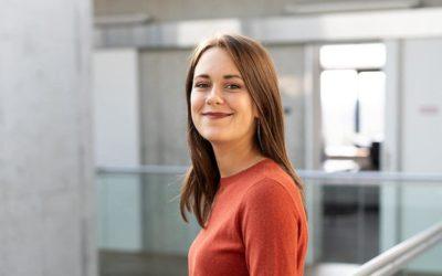 Elisa studiert Wirtschaftspsychologie an der FH Westküste
