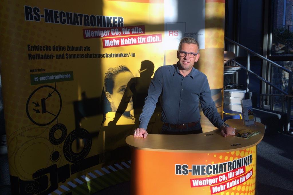 Frank Rönnfeld für RS-Mechatroniker