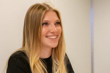 Antonia: Medieninformatik an der Hochschule Flensburg