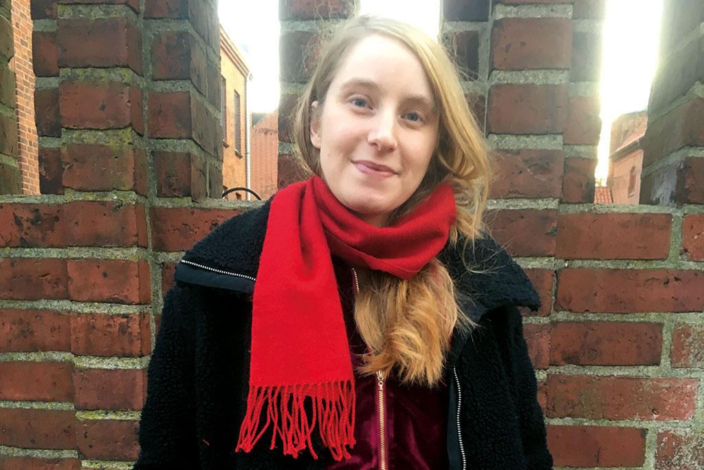 Lisa ist Mitgründerinvom Kieler Kunstfestival Futur 3