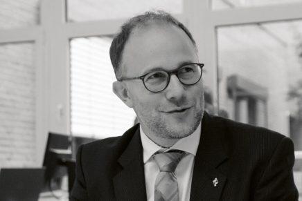 """""""Hochschule im Elfenbeinturm finde ich fatal!"""" – Dr. Christoph Jansen, Präsident der Hochschule Flensburg"""