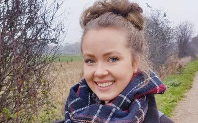 Kristin Jacobs duale Studentin in Bauingenieurwesen