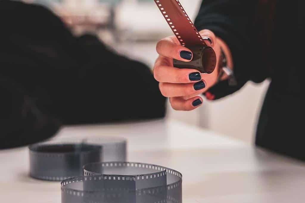 Filmentwicklung als Schwerpunkt im Studium Kommunikationsdesign an der Muthesius Kunsthochschule