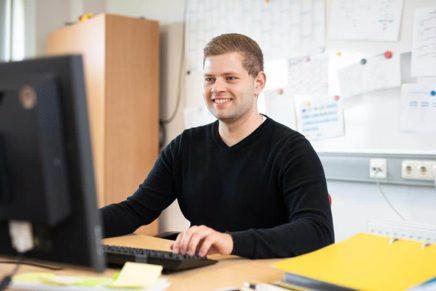 Ole: Kaufmann für Büromanagement bei Covestro AG