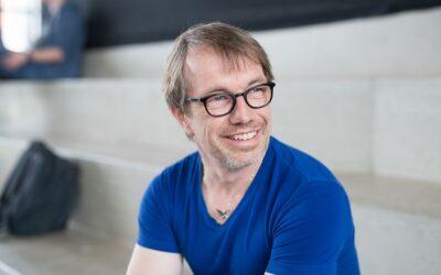 Prof. Dr. Dirk Jacob von der TH Lübeck