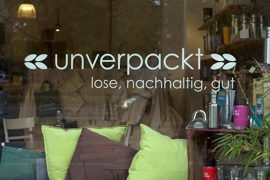 Der Unverpackt Laden in Kiel. Lose.nachhaltig.gut.