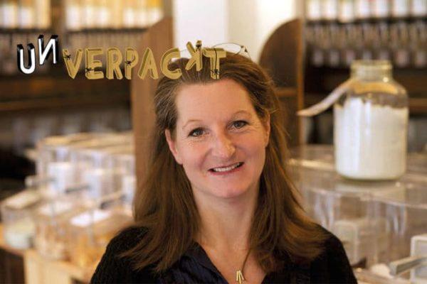 Marie Delaperrière ist Gründerin des Zero Waste Ladens Unverpackt in Kiel.