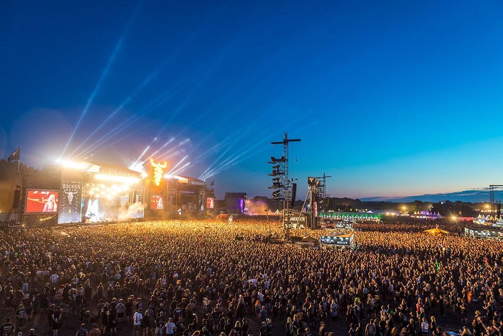 85.000 Zuschauer auf dem Wacken Open Air