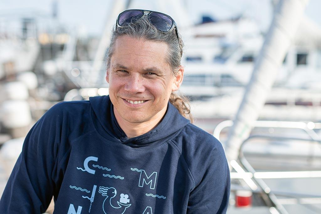 Interview mit Till Dietsche, Leiter des Internationalen Meeresfilmfestivals CINEMARE Kiel