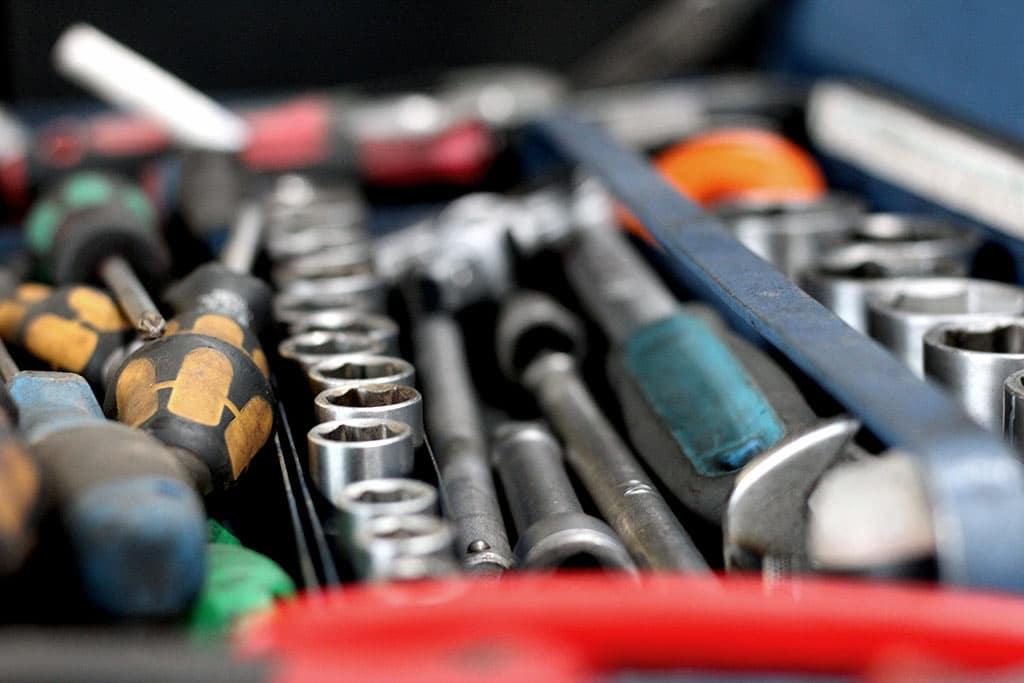 Werkzeug bei Asmussen Landtechnik