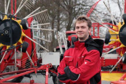 Melf: Land- und Baumaschinenmechatroniker bei Asmussen Landtechnik