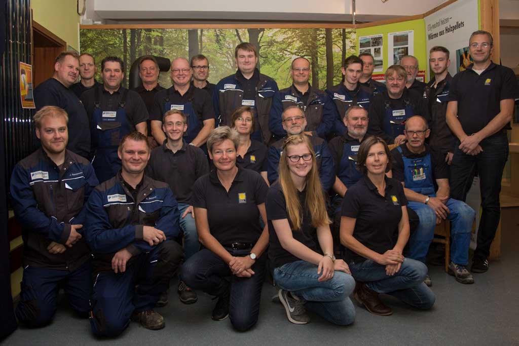 Handwerksausbildung bei der Paulsen und Koslowski – Bad und Wärme GmbH